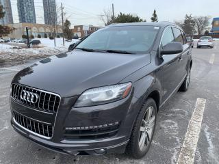 Used 2013 Audi Q7 quattro 4dr 3.0L TDI Premium NAVIGATION REAR CAM for sale in Concord, ON