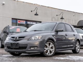 Used 2008 Mazda MAZDA3 4dr HB Sport for sale in Oakville, ON