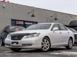 Used 2007 Lexus ES 350 4dr Sdn for sale in Oakville, ON