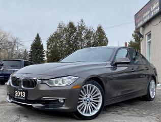 Used 2013 BMW 3 Series 335i xDrive for sale in Scarborough, ON