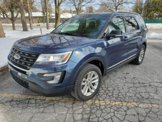 Used 2016 Ford Explorer 4WD 4dr XLT for sale in Toronto, ON