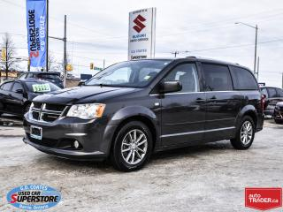 Used 2014 Dodge Grand Caravan 30th Anniversary ~Full Stow'N Go ~Nav ~DVD ~Camera for sale in Barrie, ON