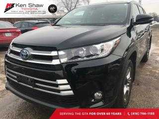 Used 2017 Toyota Highlander HYBRID | AWD | for sale in Toronto, ON