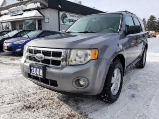 Used 2008 Ford Escape XLT 2WD V6 for sale in Bloomingdale, ON