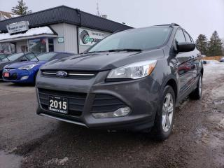 Used 2015 Ford Escape SE 4WD for sale in Bloomingdale, ON