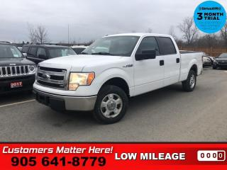 Used 2013 Ford F-150 XLT  V8 CREW POWER-GROUP RWD for sale in St. Catharines, ON
