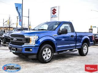 Used 2018 Ford F-150 XL Sport 4x4 ~Backup Cam ~Fog Lamps ~Alloy Wheels for sale in Barrie, ON