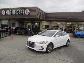 Used 2018 Hyundai Elantra HEATED STEERING for sale in Langley, BC