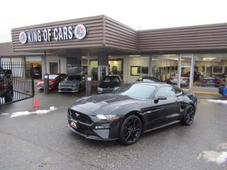 Used 2018 Ford Mustang GT Coupe for sale in Langley, BC