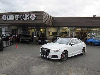 Used 2018 Audi S3 Technik for sale in Langley, BC