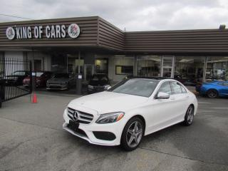 Used 2017 Mercedes-Benz C-Class C300 4MATIC Sedan for sale in Langley, BC