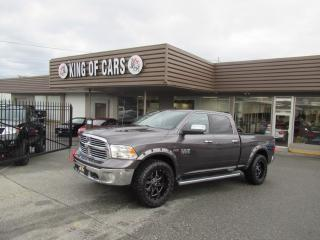 Used 2016 RAM 1500 BIGHORN CREW CAB 4X4 for sale in Langley, BC