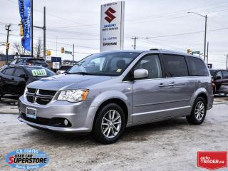 Used 2014 Dodge Grand Caravan 30th Anniversary ~Full Stow' N Go ~DVD ~Backup Cam for sale in Barrie, ON