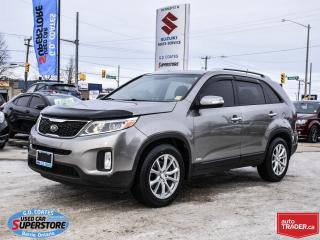 Used 2015 Kia Sorento LX AWD ~Heated Seats ~Power Driver Seat ~Fog Lamps for sale in Barrie, ON