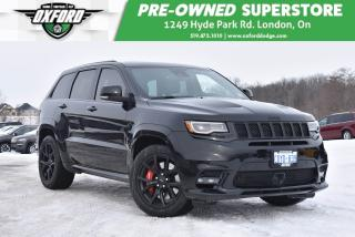 Used 2020 Jeep Grand Cherokee SRT - Ceramic Coat, Very Fast & Fun, Snow Tires In for sale in London, ON