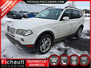 Used 2008 BMW X3 Traction intégrale **** ROUES D HIVER IN for sale in Châteauguay, QC