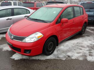 Used 2009 Nissan Versa ***EXCELLENT CONDITION/DRIVES LIKE NEW/ONLY 158000 KMS*** for sale in Hamilton, ON