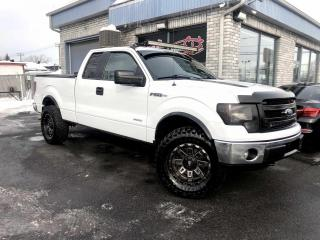 Used 2013 Ford F-150 Cabine Super 4RM 145 po XLT for sale in Longueuil, QC
