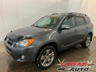 Used 2012 Toyota RAV4 Sport 4WD AWD Toit ouvrant Mags for sale in Trois-Rivières, QC
