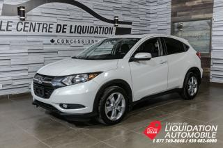 Used 2016 Honda HR-V EX+TOIT+MAGS for sale in Laval, QC