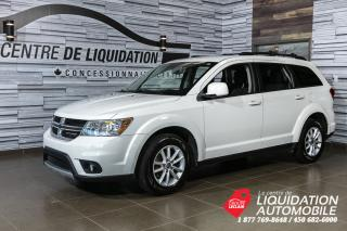 Used 2016 Dodge Journey SXT+7PLACES for sale in Laval, QC
