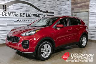 Used 2017 Kia Sportage LX+AWD+GR ELECTRIQUE+AIR CLIM+BLUETHOOT+USB+MAGS for sale in Laval, QC