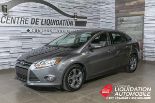 Used 2014 Ford Focus SE for sale in Laval, QC
