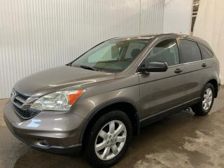 Used 2010 Honda CR-V LX AWD 4WD MAGS *Traction Intégrale* for sale in Trois-Rivières, QC