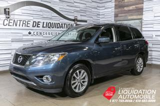 Used 2015 Nissan Pathfinder SV+AWD+BLUETOOTH for sale in Laval, QC