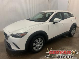 Used 2017 Mazda CX-3 GX AWD Bluetooth Traction intégrale for sale in Trois-Rivières, QC