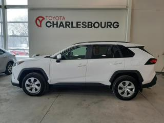 Used 2019 Toyota RAV4 LE FWD for sale in Québec, QC