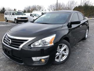 Used 2015 Nissan ALTIMA SV 2WD for sale in Cayuga, ON
