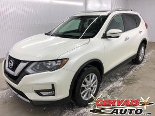 Used 2017 Nissan Rogue SV Tech AWD GPS Toit Panoramique Caméra MAGS *Bas Kilométrage* for sale in Shawinigan, QC