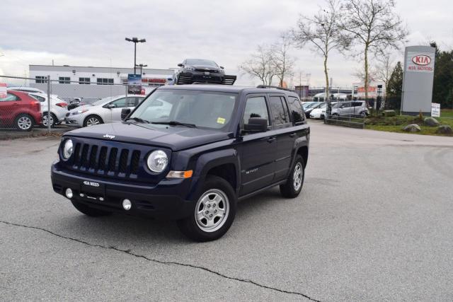 2013 Jeep Patriot NORTH EDITION