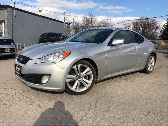 2011 Hyundai Genesis Coupe 2.0T | New Tires | Auto | Bluetooth | Power Group