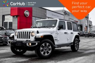 Used 2019 Jeep Wrangler Unlimited Sahara for sale in Thornhill, ON