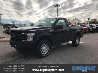 New 2020 Ford F-150 XL for sale in London, ON