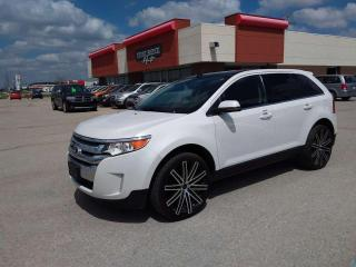 Used 2013 Ford Edge Limited 4dr AWD Sport Utility Vehicle for sale in Steinbach, MB
