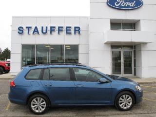 Used 2016 Volkswagen Golf Sportwagon Comfortline for sale in Tillsonburg, ON