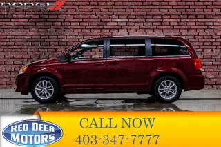 Used 2018 Dodge Grand Caravan SXT Premium Plus Nav DVD BCam for sale in Red Deer, AB