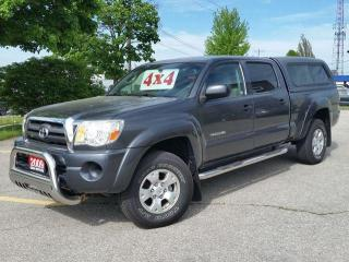 Used 2009 Toyota Tacoma 4x4 **NEW FRAME** w/colour match rear cap for sale in Cambridge, ON