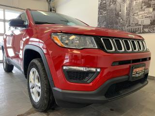 New 2020 Jeep Compass Sport for sale in Steinbach, MB