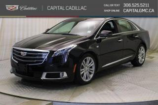 Used 2019 Cadillac XTS Luxury AWD*LEATHER*SUNROOF*NAV* for sale in Regina, SK