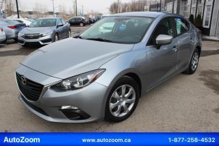 Used 2015 Mazda MAZDA3 GX for sale in Laval, QC