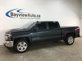 Used 2017 Chevrolet Silverado 1500 1LT - 4X4! 8SPD AUTO! ONSTAR! FULL PWR GROUP! + MORE! for sale in Belleville, ON