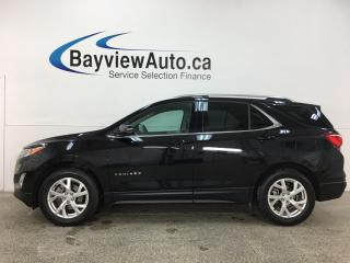 Used 2019 Chevrolet Equinox LT - AWD! SUNROOF! NAV! ONSTAR! HTD SEATS! + MORE! for sale in Belleville, ON