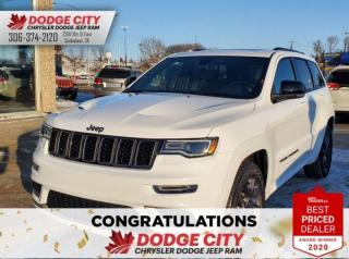 New 2020 Jeep Grand Cherokee Limited X | 4x4 for sale in Saskatoon, SK