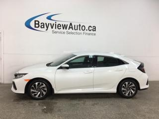 Used 2018 Honda Civic LX - HATCH! AUTO! ALLOYS! PWR GROUP! HTD SEATS! for sale in Belleville, ON