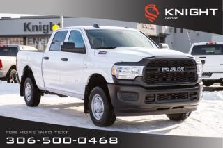 New 2020 RAM 2500 Tradesman for sale in Swift Current, SK