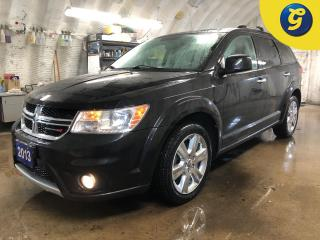 Used 2013 Dodge Journey R/T * AWD * DVD *  Leather * Remote start * 7 Passenger * Tri zone climate control with rear vents * Heated front seats * Heated steering wheel * Heat for sale in Cambridge, ON